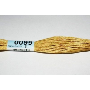 Мулине х/б 8 м Гамма, 0099 св.-желтый