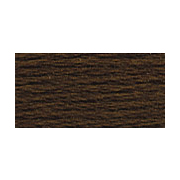 Мулине х/б 8 м Гамма, 0220 т.-коричневый