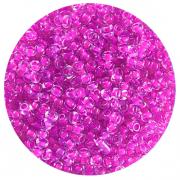 Бисер Астра (уп. 20 г) №0138 розовый с цветным центром
