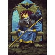 Набор для вышивания Panna ВС-1459 «Кощей Бессмертный» 24,5*35 см