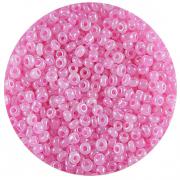 Астра бисер (уп. 20 г) №0151 розовый перламутровый