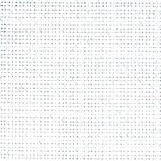 Канва в упак. 3706/118 Aida Star 14 (55 кл.=10 см) 50*50 см (93% хлопок,7%мет) белый 688617