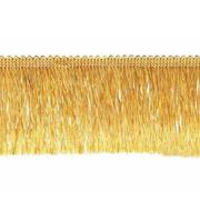 Бахрома 336 80 мм уп 16,4м золото  7703192