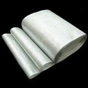 Тесьма металл.125 мм Парча  золото,серебро  уп 20 м 502401