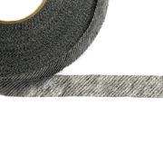 Кромка нитепрошивная по косой 15 мм 9524 (рул. 100 м) серый