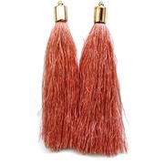Кисти цветные декоративные Астра уп.2 шт.  7059 гр. розовый