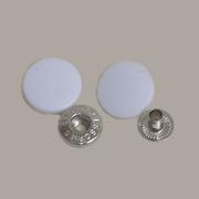 Кнопки Прот. 18 мм пласт. 1621 белый