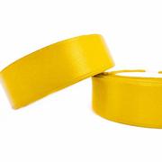 Лента атласная 24 мм (рул. 33 м) №017Г т.-желт.