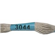 Мулине х/б 8 м Гамма, 3044 св.-серый
