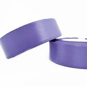 Лента атласная 24 мм (рул. 33 м) №082Г фиолет.