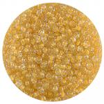 Бисер Астра (уп. 20 г) №2202 оранжевый с цветным центром