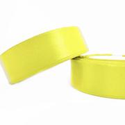 Лента атласная 24 мм (рул. 33 м) №117Г бл.-желт.