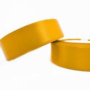 Лента атласная 24 мм (рул. 33 м) №120Г жёлт.