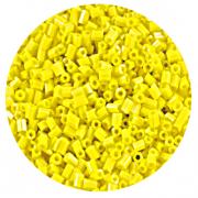 Бисер Астра (уп. 20 г) М42 желтый матовый