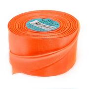 Лента атласная 50 мм (рул. 33 м) №023Г оранж.