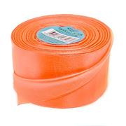 Лента атласная 50 мм (рул. 33 м) №024Г оранж.
