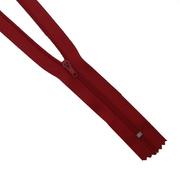 Молния Т3 спираль п/авт. плател. 50 см 148  красный
