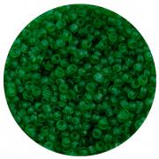 Бисер Астра (уп. 20 г) М07В зеленый матовый