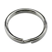 Кольцо для ключей 25 мм 815-001 никель внешний диаметр 30 * 4 мм 512418
