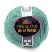 Пряжа Дольче Мерино (Himalaya Dolce Merino) 100 г/ 230 м 59438 мята