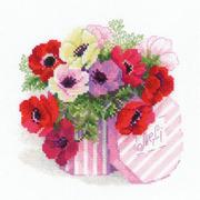 Набор для вышивания Риолис №1824 «Merci» 20*20 см