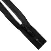 Молния Т5 карман. спираль 18 см SA60P-483  Прибалтика №580 чёрный