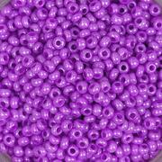 Бисер Preciosa Чехия (уп. 5 г) 16125 фиолетовый блестяций
