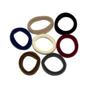 Резинка для волос кольцо Р 5 см большое «Школьный набор»