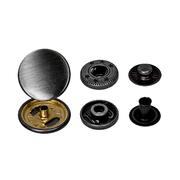 Кнопки Гамма PMB-04 17 мм т.никель