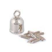Держатель для кисточки мет. HF2451 15*25 мм никель