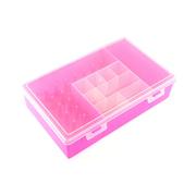 Контейнер 2868-2 для ниток розовый 558404