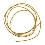 Проволока декоративная (трунцал) д.1,2 мм КЖ001НН12 жесткая  золото