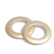Люверсы шторные К-1 d=25 мм №С-06 мат.золото