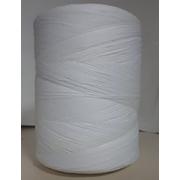 Шнур для масок 2 мм (уп 2000м)  белый
