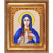 Рисунок для вышивания бисером Благовест И-5145  Св.Мириносица Мария Магдалина 13,5*17 см