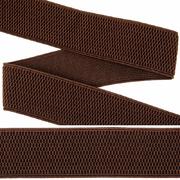 Резинка 40 мм TBY Ультра RD.40299 цв. 299 коричневый (25 м)