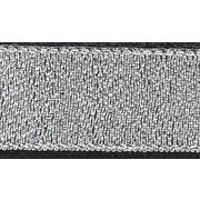 Тесьма металл. 12 мм MR-12 (уп. 33 м) серебро