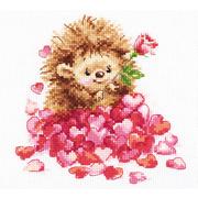 Набор для вышивания Алиса 0-211 «Любимка» 14*14 см