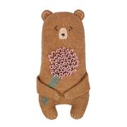 Набор текстильная игрушка  Miadolla АТ-0239 «Арома Мишка» 15 см