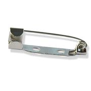Основа для броши Астра 32 мм булавка OTH1505 никель (уп. 5шт.) 7715780