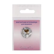 Игольница- магнит 558613 (44) «Два ангела» 25*3 мм