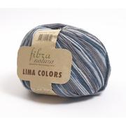 Пряжа Лима Колорс (Lima Colors Fibra natura )  шерсть 100% , 100 г / 260 м, 42139 серо-голубой