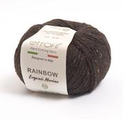 Пряжа Рейнбоу Органик Мерино (Rainbow Etrofil), 50 г / 150 м 164 т.корич.