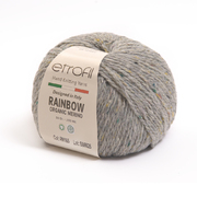 Пряжа Рейнбоу Органик Мерино (Rainbow Etrofil), 50 г / 150 м 165 серый