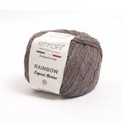 Пряжа Рейнбоу Органик Мерино (Rainbow Etrofil), 50 г / 150 м 887 серо-корич.