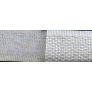 Липучка Китай 16 мм контакт (рул. 25 м) бел.