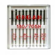 Иглы быт. маш. ORGAN 130/705Н №100  универс. (уп. 10 шт.)