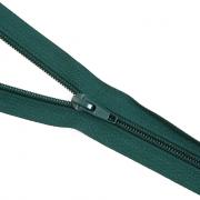 Молния Т5 разъемн. спираль 85 см №272 зелёный