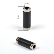 Наконечник мет. TBY 4 мм TC 01 (уп. 50 шт.) черный/никель
