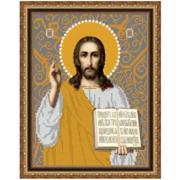Рисунок на ткани «Славяночка А5 ИС-5003 Господь Вседержитель» 13*17 см